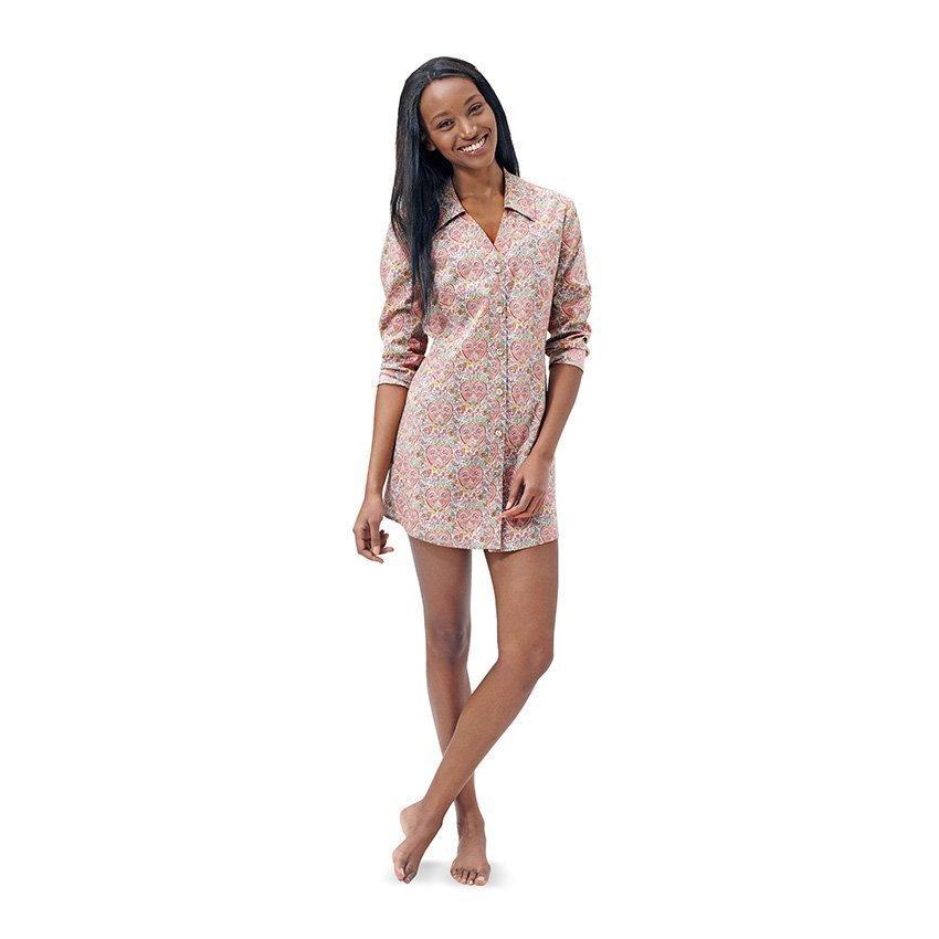 Pyjama - Nachthemd, Burda 6742 | 34 - 44