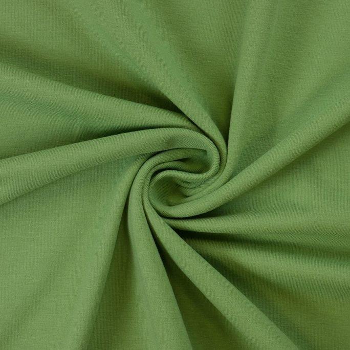 a2d0de1780ab0 Du siehst  Baumwolljersey – grün 9