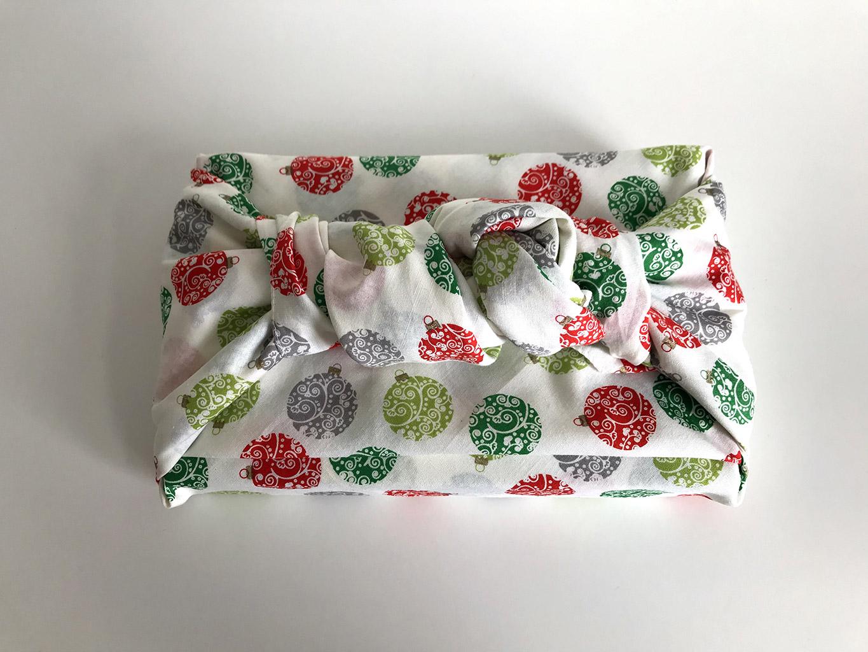 Furoshiki - Verpacken mit Stoff