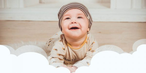 Stoffe für Babies