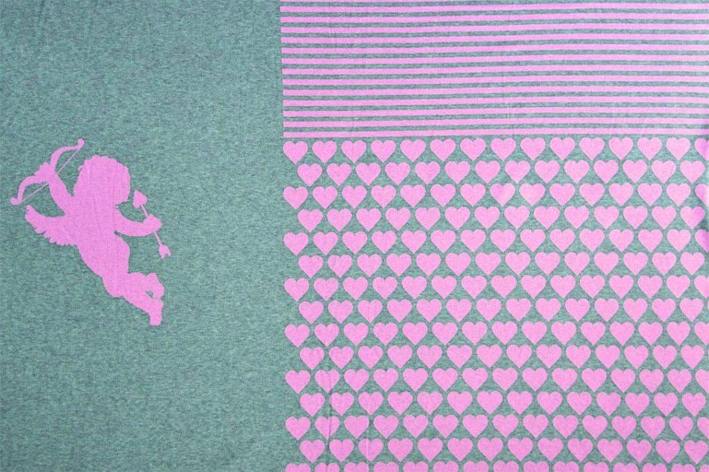 Jacquard Knit Panel Engelchen