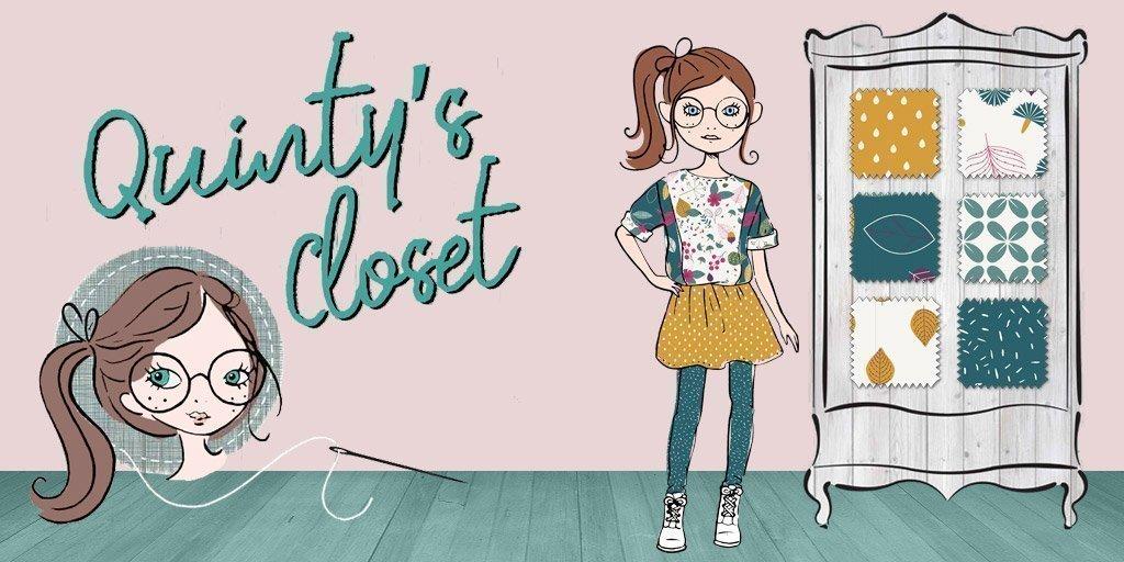 Quinty's Closet - Stoffe für Heranwachsende